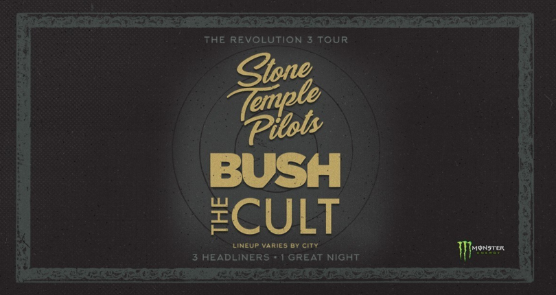 Bush Cult Stone Temple Pilots